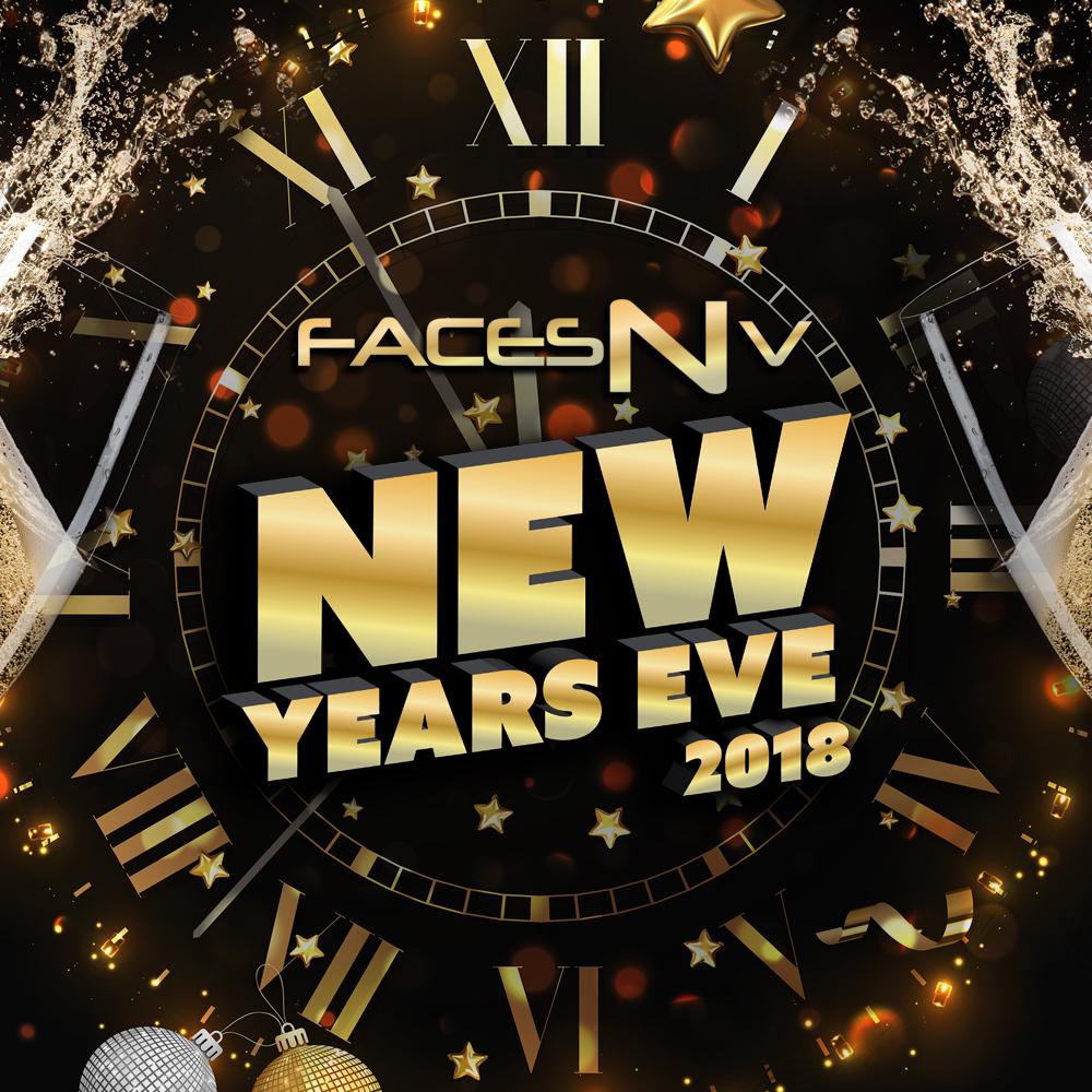 FacesNV NYE Social Media PromosFacesNV NYE Instagram