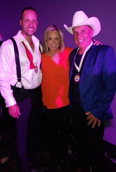 FacesNV - Cody Koch Myron Sidie Hillary Schieve R Award Reno Nevada
