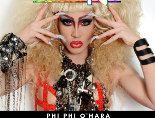 Phi Phi O'Hara – Meet & Greet Give Away!